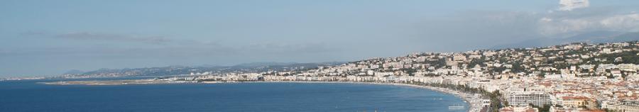 Tourisme à Nice